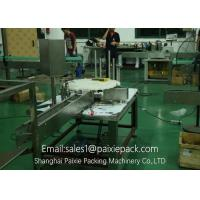 China SUS304 SUS316L Stainless Steel Industrial Filling Machine For E Liquid Bottling wholesale