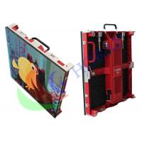 Buy cheap Curved Hire Outdoor LED Panels For Walls For Concert Stage Module 250 x 250 mm from wholesalers