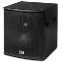 China 18inch 8 Ohms Professional Line Array Subwoofer 132db Dj Musical Subbas on sale