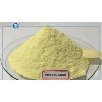 Buy cheap Top Purity Above 98% Trenbolone Acetate Yellow Raw Powders For Bulking Lean Muscle from wholesalers