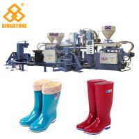 China Automatic Plastic Long boot Making Machine, Injection Moulding MachineFor Rain Boots Production wholesale