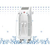 China Portable Beauty Salon Laser IPL Machine For Face Skin Care And Freckle / Acne Removal wholesale