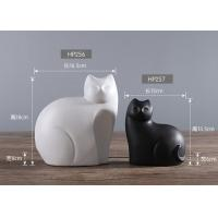 China Poly Resin Cats Models For Hotel / House Decoration Custom Service Available wholesale