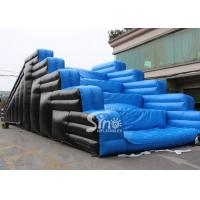 Buy cheap Outdoor running N jumping inflatable 5K obstacle course for adults from from wholesalers