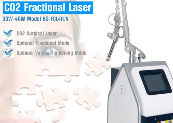 Quality CO2 Laser Fractional Skin Resurfacing Treatment for sale