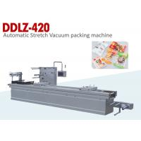 China Sweetmeat Shrinking Film Packaging Machine Equipped With German Vacuum Pump wholesale