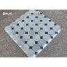 China Big Octagonal Assorted Mosaic Tile Sheets , Decorative Stone Mosaic Floor Tile wholesale