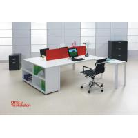 Buy cheap 12mm Organic glass Office Furniture Cubicles CD-T8891 from wholesalers