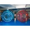 China Deodorant Walking Roller Inflatable Aqua  Water Roller Zorb Inflatable Water Roller For Fun wholesale