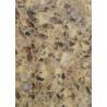 China Quartz stone, artifical slab micro-crystal stone countertop vanity 300x200cm wholesale