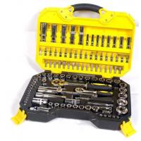 China 108 Piece Socket Wrench Set Emergency Tool Kit , Car Repairing Gand Tool Set for Home wholesale