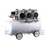 China Smooth Lines Oilless Air Compressor For Gold Plating And Copper Plating Industry wholesale