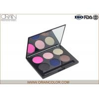 China Multi Function Mineral Eyeshadow Palette Eyeshadow Kits For Brown Eyes for sale