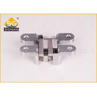 Buy cheap Itatly Type Folding Door Hardware 180 Degree Hidden Door Hinges Of Zinc Alloy from wholesalers