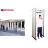 China Security high sensitivity walk-through metal detector door frame for detect contraband wholesale
