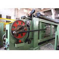 Buy cheap  Spiral Coil Three Twisted Gabion Wire Mesh Machine with Max Weaving Width 4300mm from wholesalers