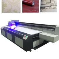 China large format uv printer, multicolor, application of building and decorate, door, ceramic tile on sale