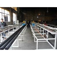 China good quality reasonable pirce round flat prestressed bridge concrete pe hdpe pipe machine on sale