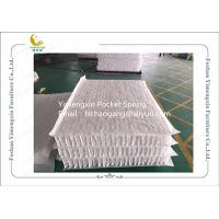China Queen Size Pocket Spring Unit With Non Woven Fabric Cover wholesale
