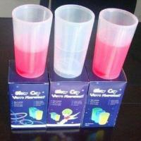 China Glow Cups, Made of ABS, ASTM-, CE- and EN71-approved wholesale