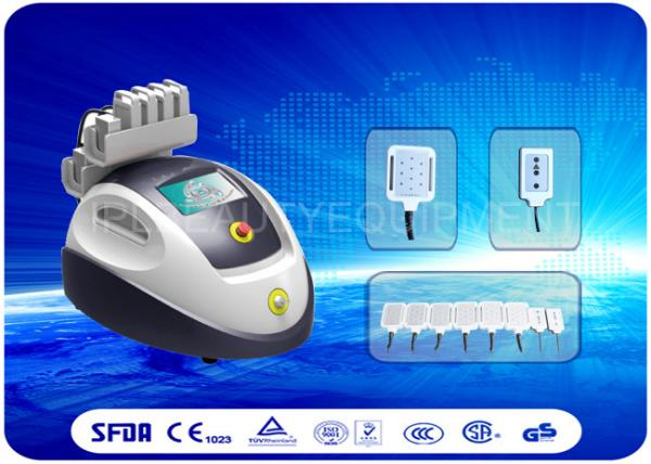 Quality Portable Weight Loss 635 - 650 Nm Lipo Laser Slimming Machine Professional for sale