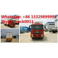 China 2017s customized dongfeng 4*2 RHD 50,000 day old chicks transported truck for sale, China supplier of baby chicks truck wholesale