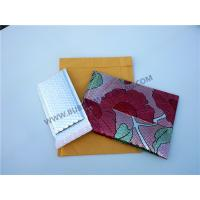 China Slategray Kraft Bubble Envelopes , Gift Packaging Bubble Lined Mailers 165x255 #B6 wholesale