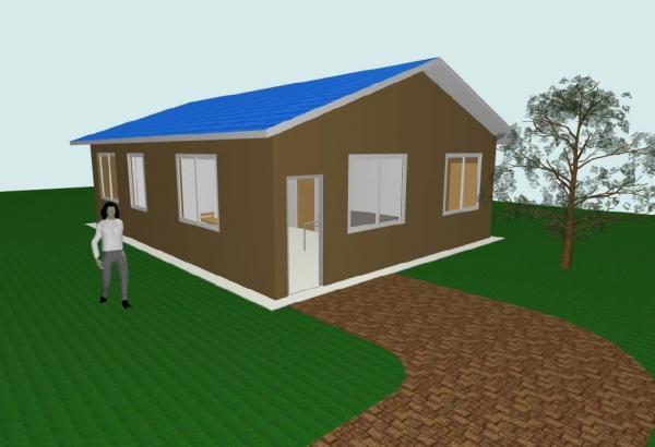 Modern Modular Home Floor Plans Images