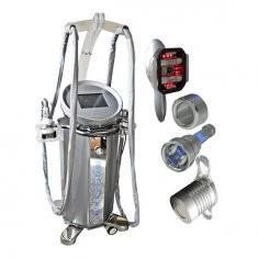 China 8 inches RF Laser Bio Lipo Cavitation Vacuum Slimming Machine Equipment for weight loss CE wholesale