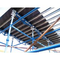 China Cost Effective Slab Formwork System with Quick - Striking Head Jack on sale