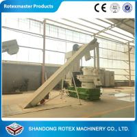 Quality Three Phase Pine Wood Pellet Production Line , Customized Capacity for sale