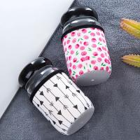 Personalized Baby Glass Water Bottle , Reusable Baby Milk Bottle Portable
