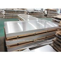China AISI 300 Series 304 Stainless Steel Sheet , 2B Finish SS 304 Plate wholesale