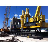 360 Tons Hydraulic Pile Driving Machine / Preformed Pile Pressing Machines