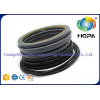 China Abrasion Resistant Hydraulic Cylinder Seal Kits Black Grey Color , Color Customized wholesale