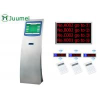 Multiple Multifunction Queue Ticket System Machine Juumei Wireless