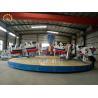 China Family Crazy Dance Ride 13m * 13m Space Size , Breakdance Amusement Ride wholesale