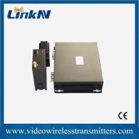China CVBS interface wireless hd receiver / long range wireless hdmi multiple receivers wholesale