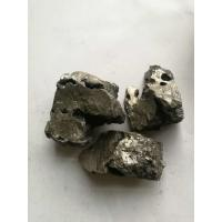 China High Silicon Alloy Agent In Steel Alloy Aluminum Silicon Metal Si25 Si18 on sale