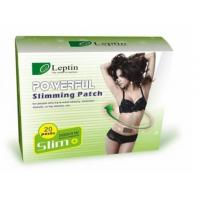 100% Original Leptin Powerful Safe Weight Loss Slimming Patches For Abdomen Obesity