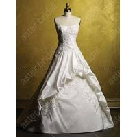 China hot sale beaded embroidered wedding gown MR-2-21 wholesale