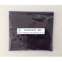 Buy cheap acid blue 90, 6104-58-1, acid blue G, acid dyes, dyestuff, silk dye, wool dye, printing from wholesalers