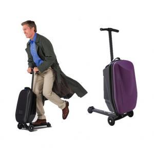 China New design scooter suitcase luggage wholesale