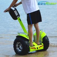 China Waterproof 2 Wheel Electric Scooter Outdoor 110mm Height CE Approval wholesale