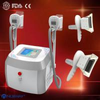 China Fat reduction Cryolipolysis freeze slimming machine with two Cryoli handles wholesale