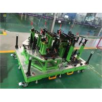 China Hood Assy Inspection Fixture Components , 2120kg Automotive Checking Fixtures on sale