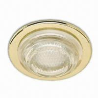 China Low Voltage Shower Downlight with Opal Glass Diffuser, 95 x 89mm Product Size wholesale