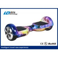 China Portable Hands Free 6.5 Inch Hoverboard Scooter With LED Indicator Light wholesale