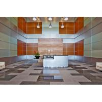 China Colored Metal Suspended Ceiling Tiles  For Indoor Passageway Fashion Style on sale