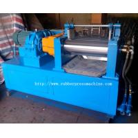 China Safety Open Rubber Mixing Mill Machine With Emergency Stop Device on sale